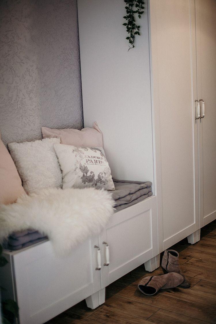 Aufbewahrung Fur Den Flur Mit Dem Ikea Plasta System Im