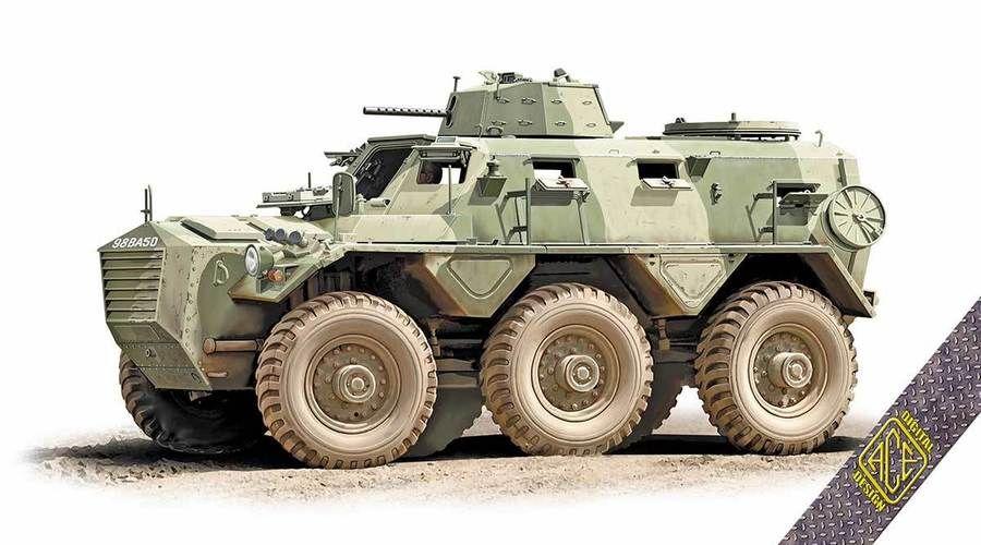 Details about ACE 72433 FV603B Saracen Mk.II Armoured