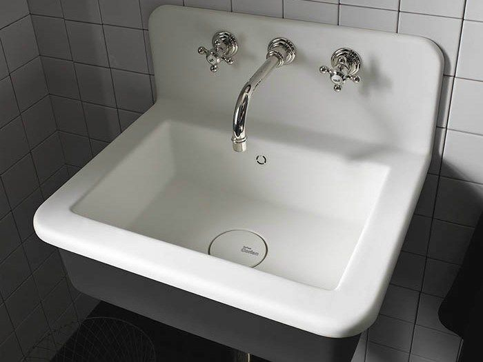 Lavabo in Corian  Corian  INDUSTRIAL LOFT ENERGY by DuPont de ...