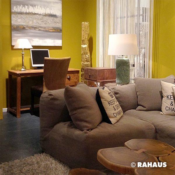 COOL LIVING #Sofa #Stil #Berlin #RAHAUS #Teppich #Sessell ...
