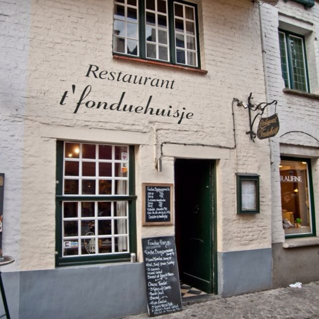 A fabulous restaurant in Bruges. Bruges - learn how to travel the city on a budget: http://www.citiestalking.com/