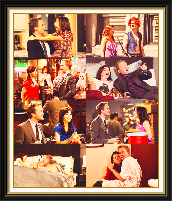 I love this! Barney  Lily #HIMYM