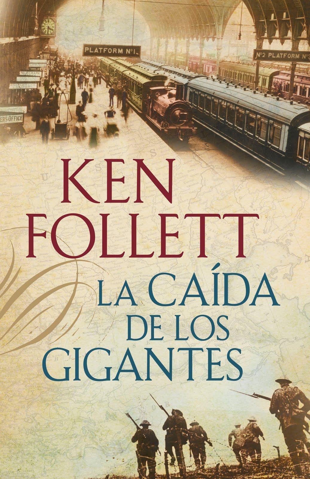 1 parte de la trilogía del siglo XX (Ken Follett) - La caída de los  gigantes -