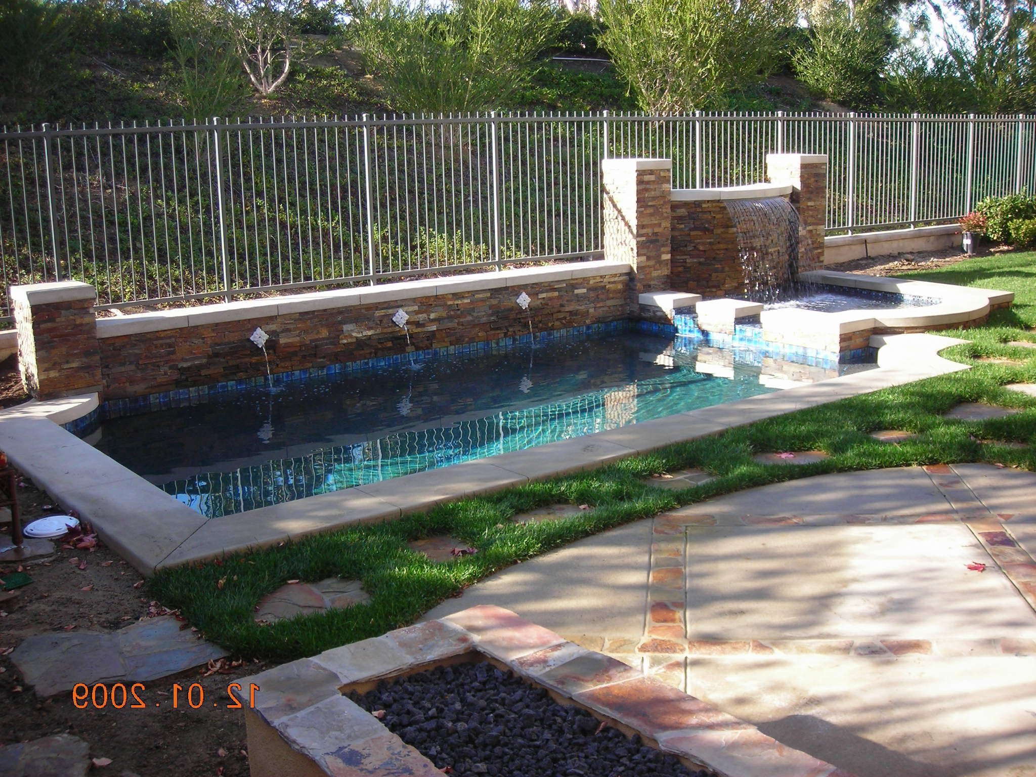 Best Small Pool For Backyard Small Pools Small Backyards Pacific Paradise Pools From Best Backyard Pool Small Backyard Pools Paradise Pools