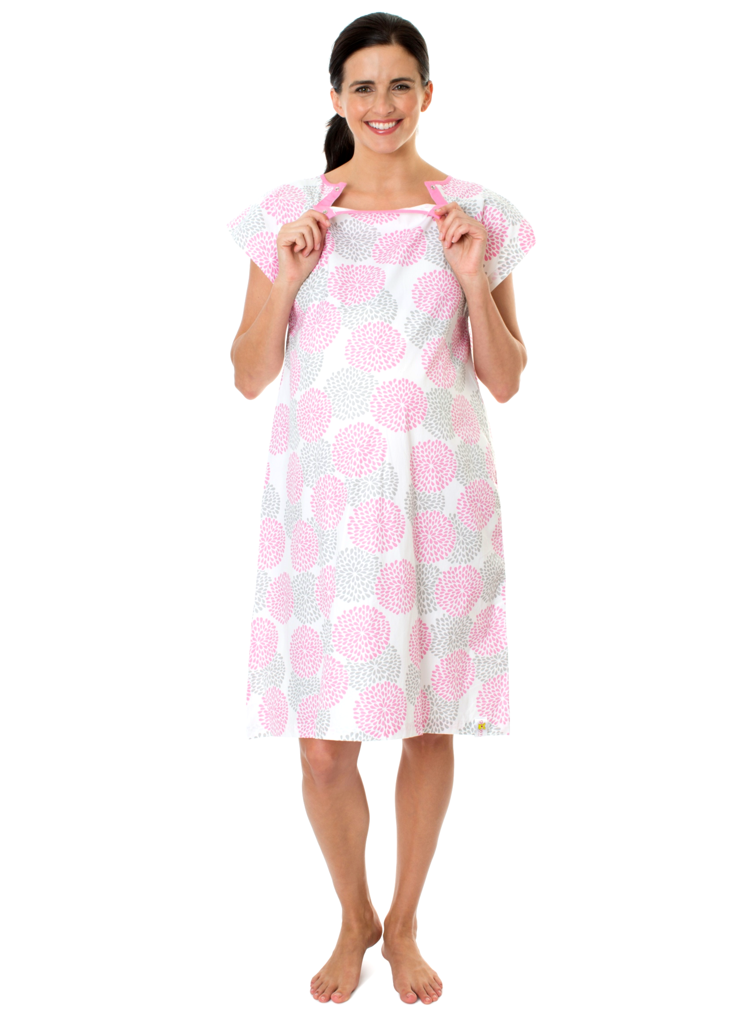 Lilly Gownie Maternity Delivery Labor Hospital Birthing Gown ...