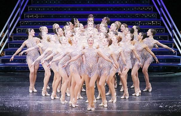 Rockettes Christmas Tour.The Radio City Christmas Spectacular Show Photos In 2019