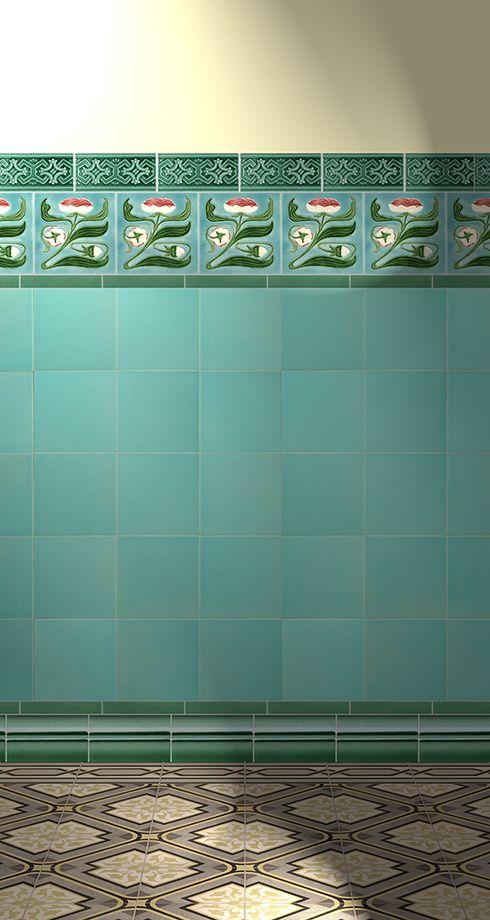 Pin Von Obolenskii Aleksander Auf Ceramic Tile | Pinterest | Fliesen, Kunst  Und Jugendstil