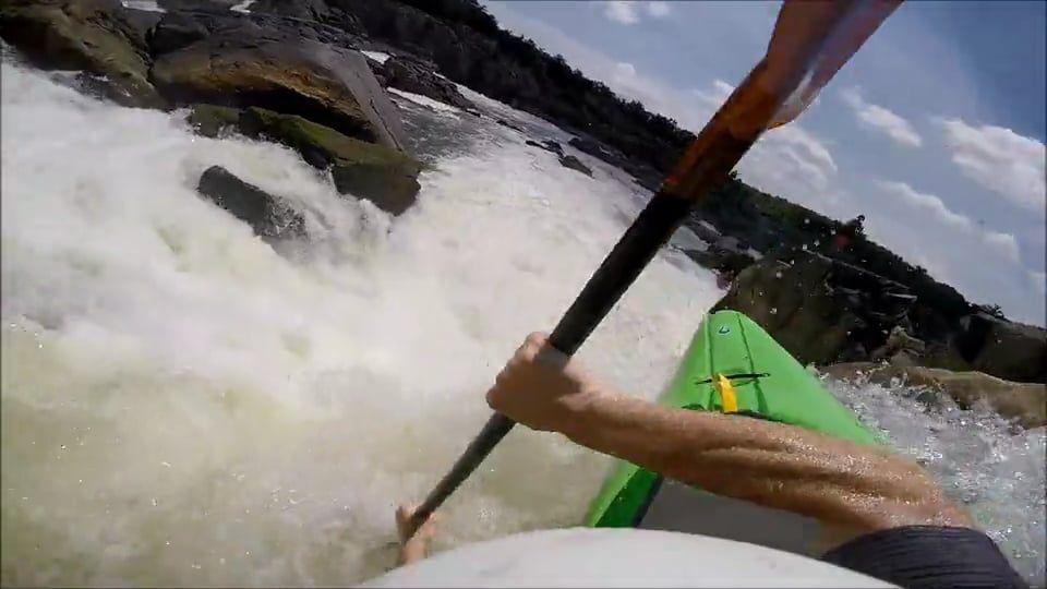 A summer braap party braap summer kayaking