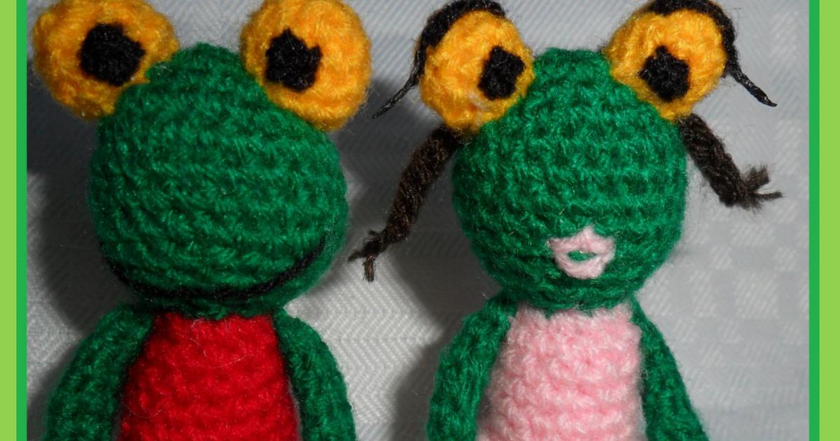 Patrón Títeres de Dedo by fany crochet-signed.pdf | Titelles de dit ...