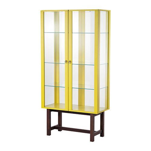 Vitrine Ikea stockholm vitrina ikea vitrina de materiales duraderos como madera