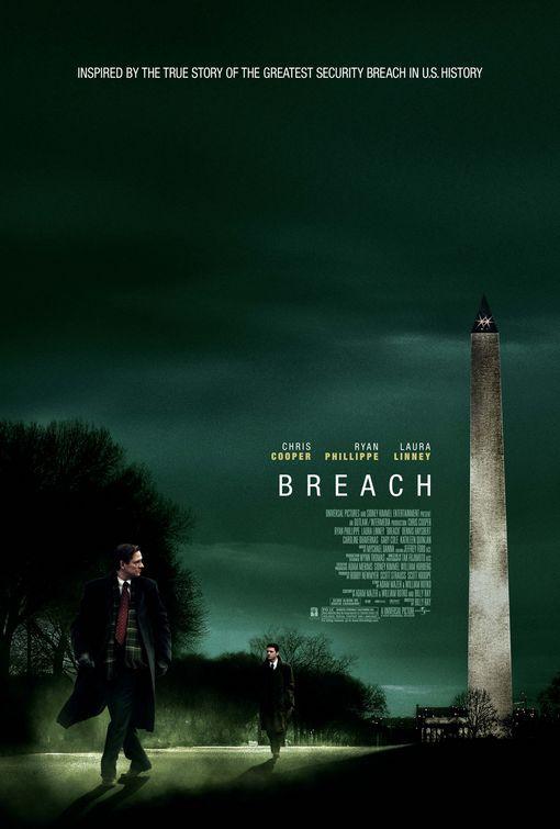 Breach 2007 Watch The Trailer Chris Cooper Ryan Phillippe Dennis Haysbert Movie Movies Online Full Movies Online Full Movies