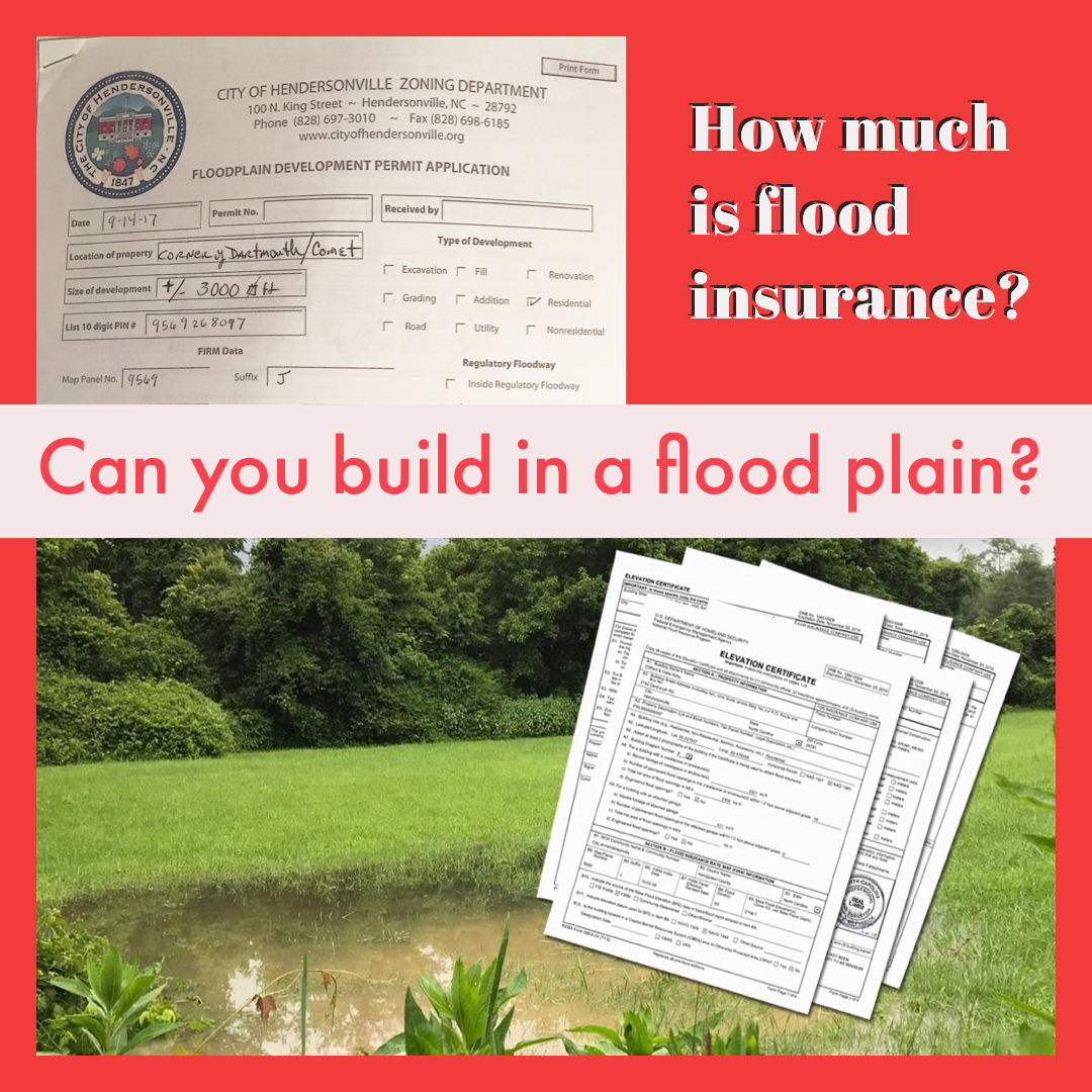Building A New House Can You Build In A Flood Plain Flood
