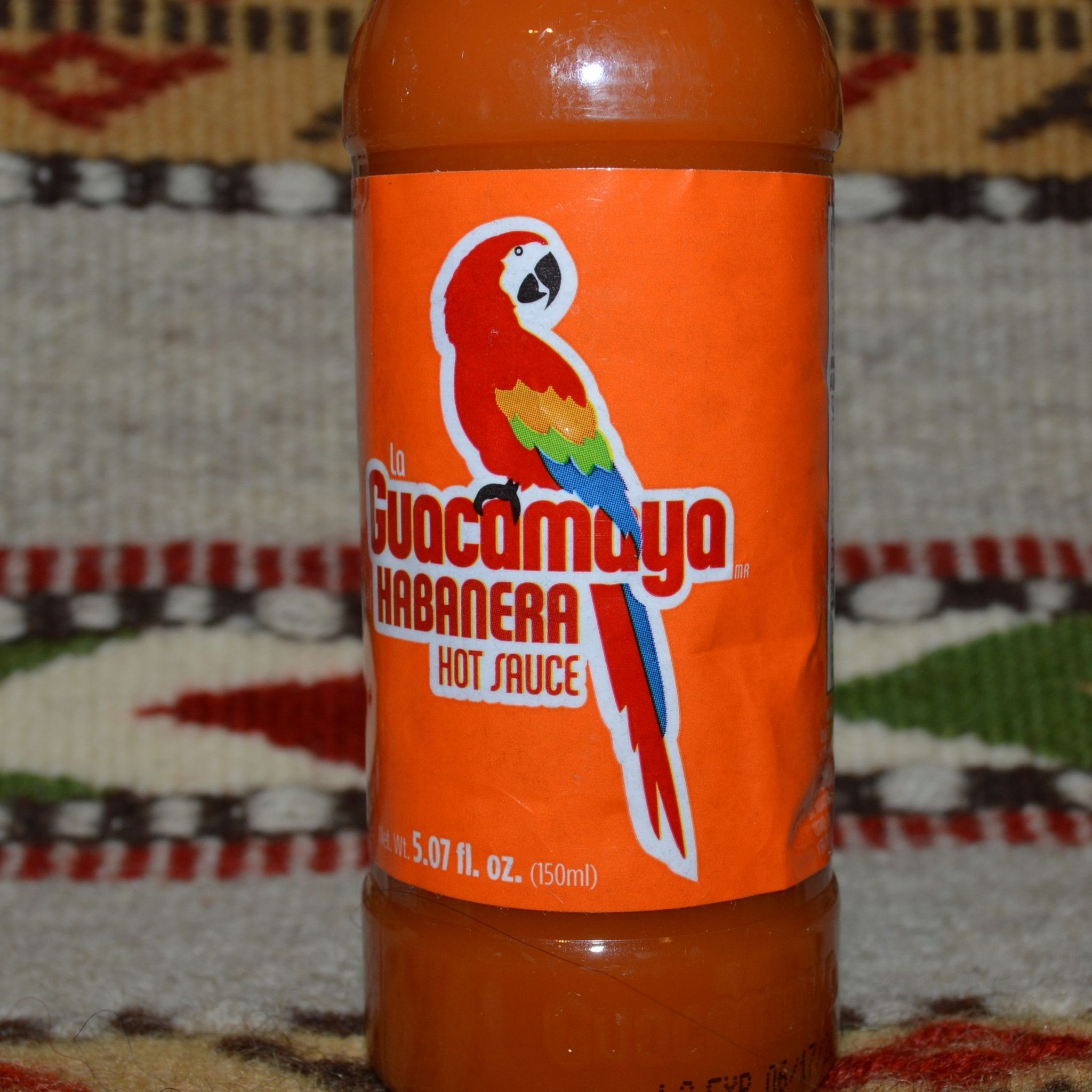 La Guacamaya Extra Hot Authentic Habanera Mexican Hot