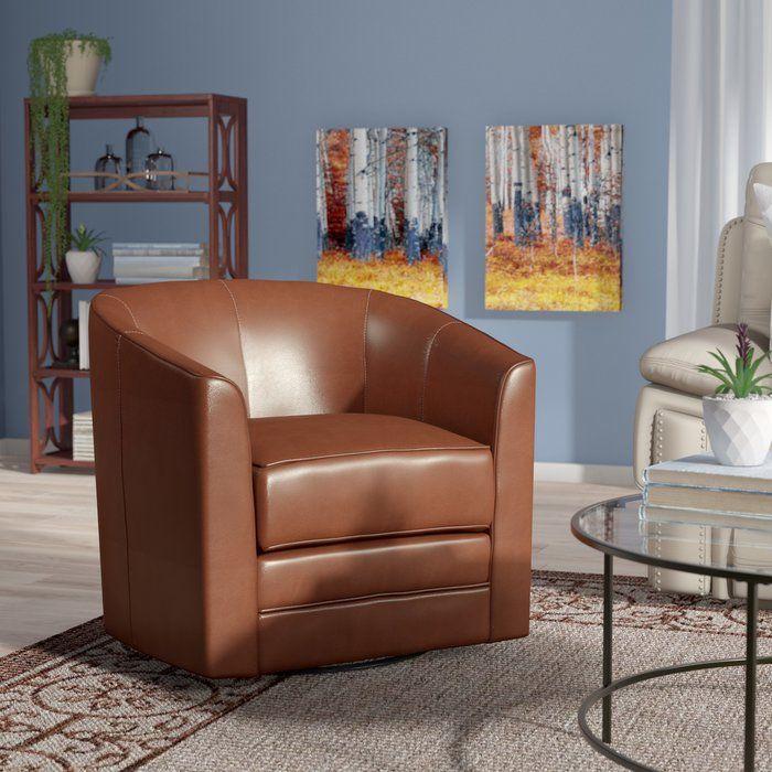 Morefield Swivel Barrel Chair in 2018 Rachel\u0027s Wishlist Barrel