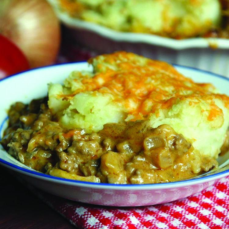 Shepherd's Pie Recipe #shepardspie