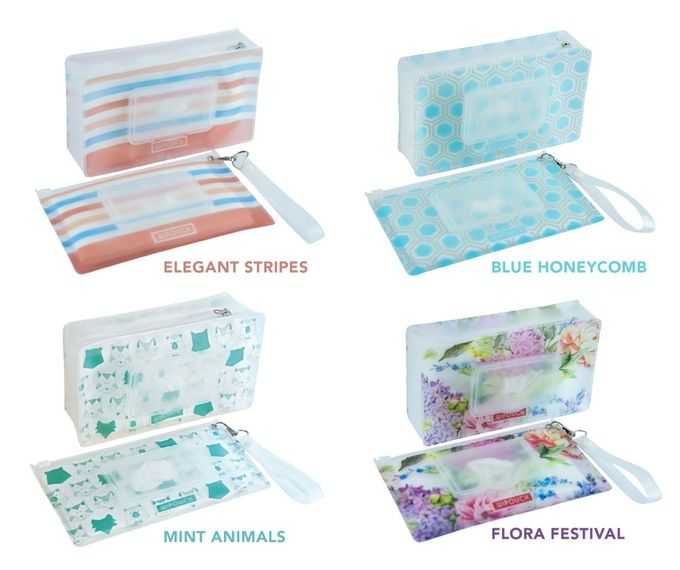 Strict Reusable Wet Wipes Cover Baby Wet Wipes Bag For Baby Skin Care Travel Clutch And Clean Wipes Container In Many Styles Mother & Kids Changing Pads & Covers