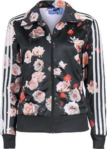 Adidas Firebird Tt W Jacket Blackrose Fashion Jackets