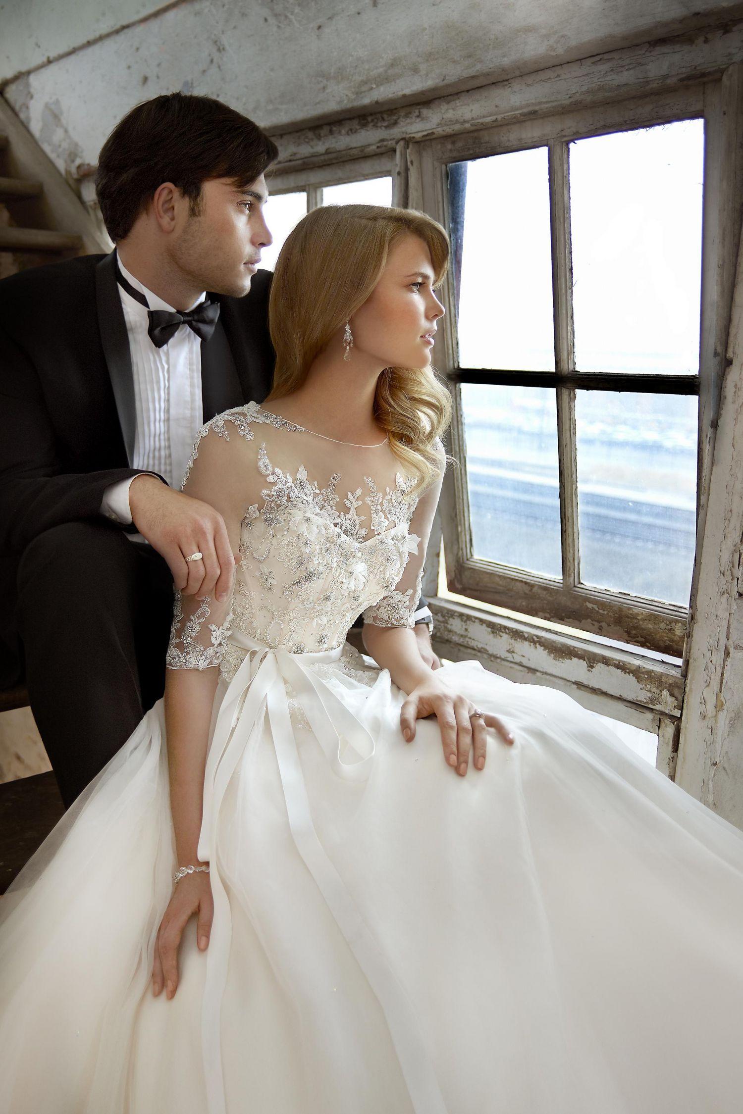 Essense of australia dj1368 raffine bridal essense of