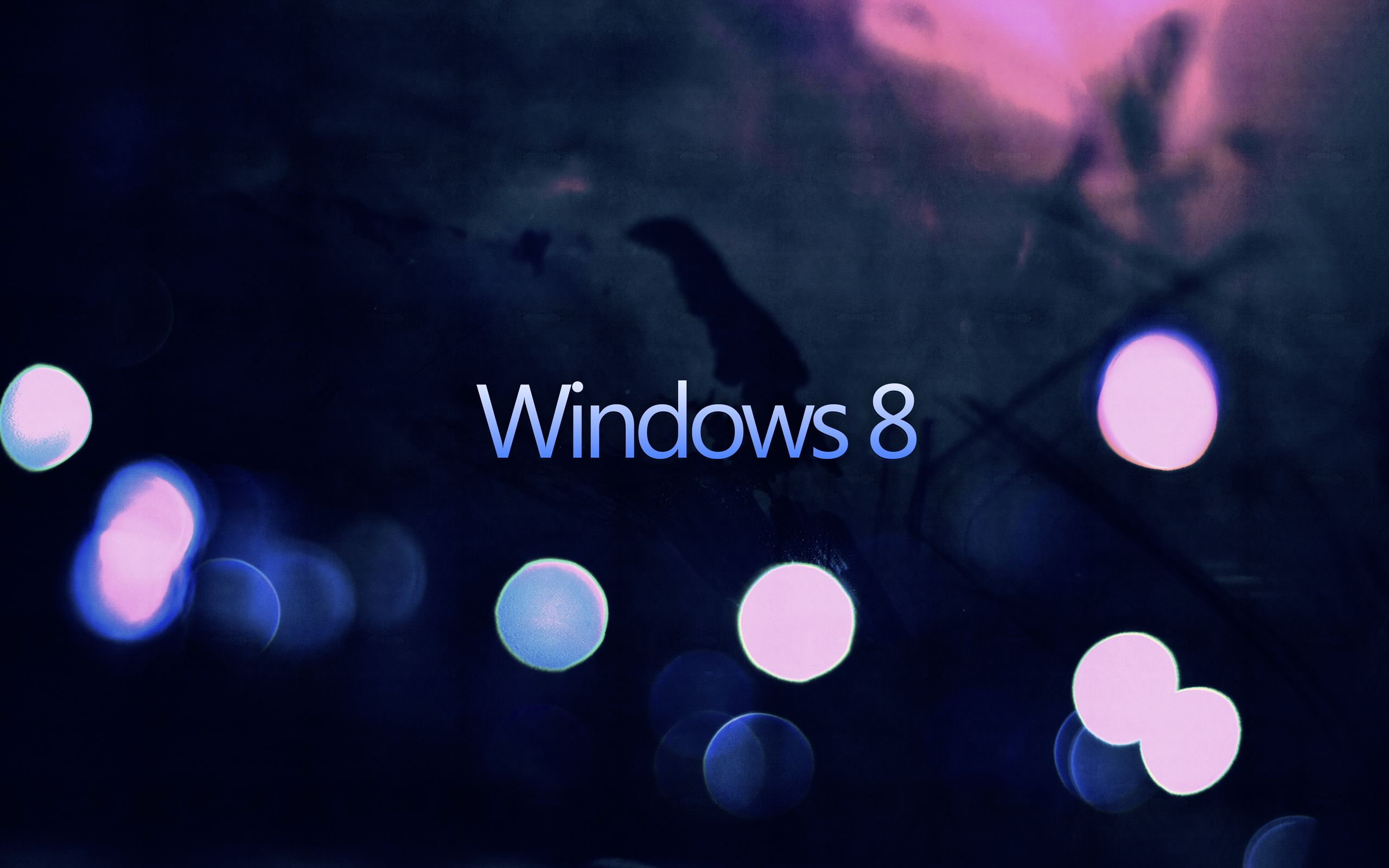 Dark Windows 8 Wide Is An Hd Wallpaper Posted In Logos Category