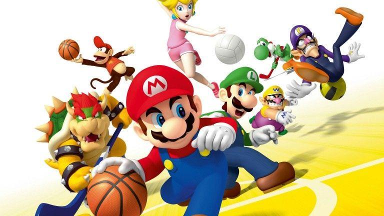 Mario sports mix wallhd download. Sports mix, Mario