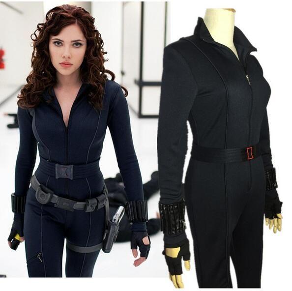Black Widow Natasha Romanoff cosplay costume 53,50