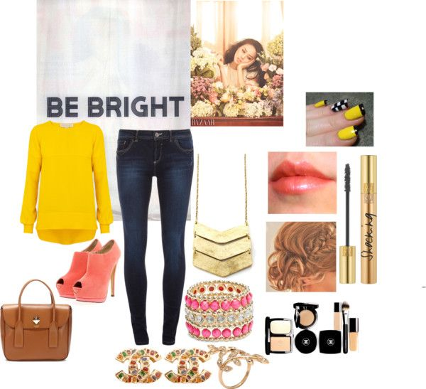 """Shine Bright :)"" by kaytexoxo ❤ liked on Polyvore"