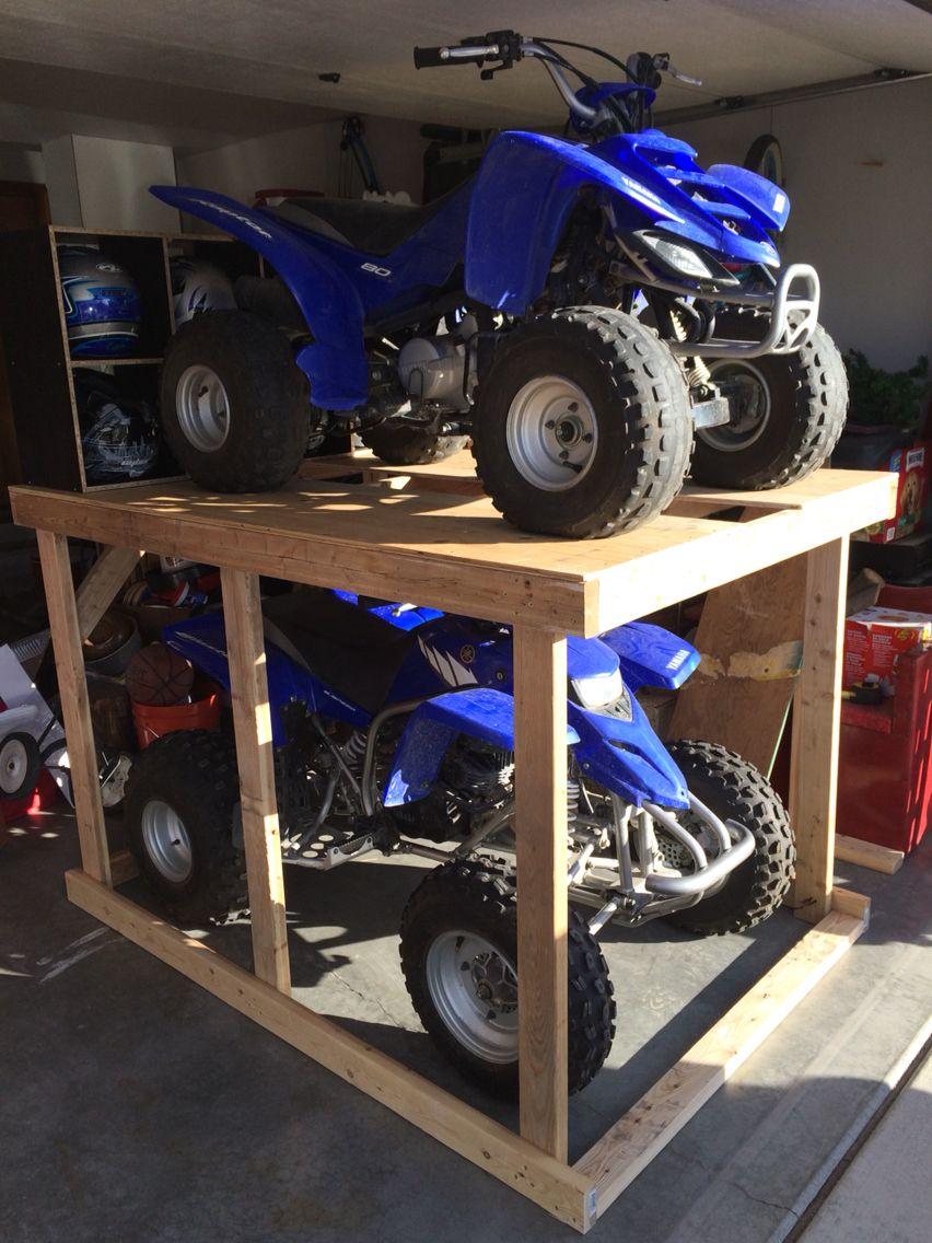 Reasons To Visit Lake George This Winter Garage Lift Motorcycle