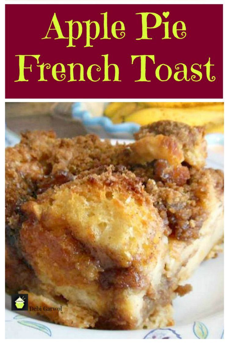 ... The Travelling Apple Pie | Pinterest | French, Apple pies and Toast