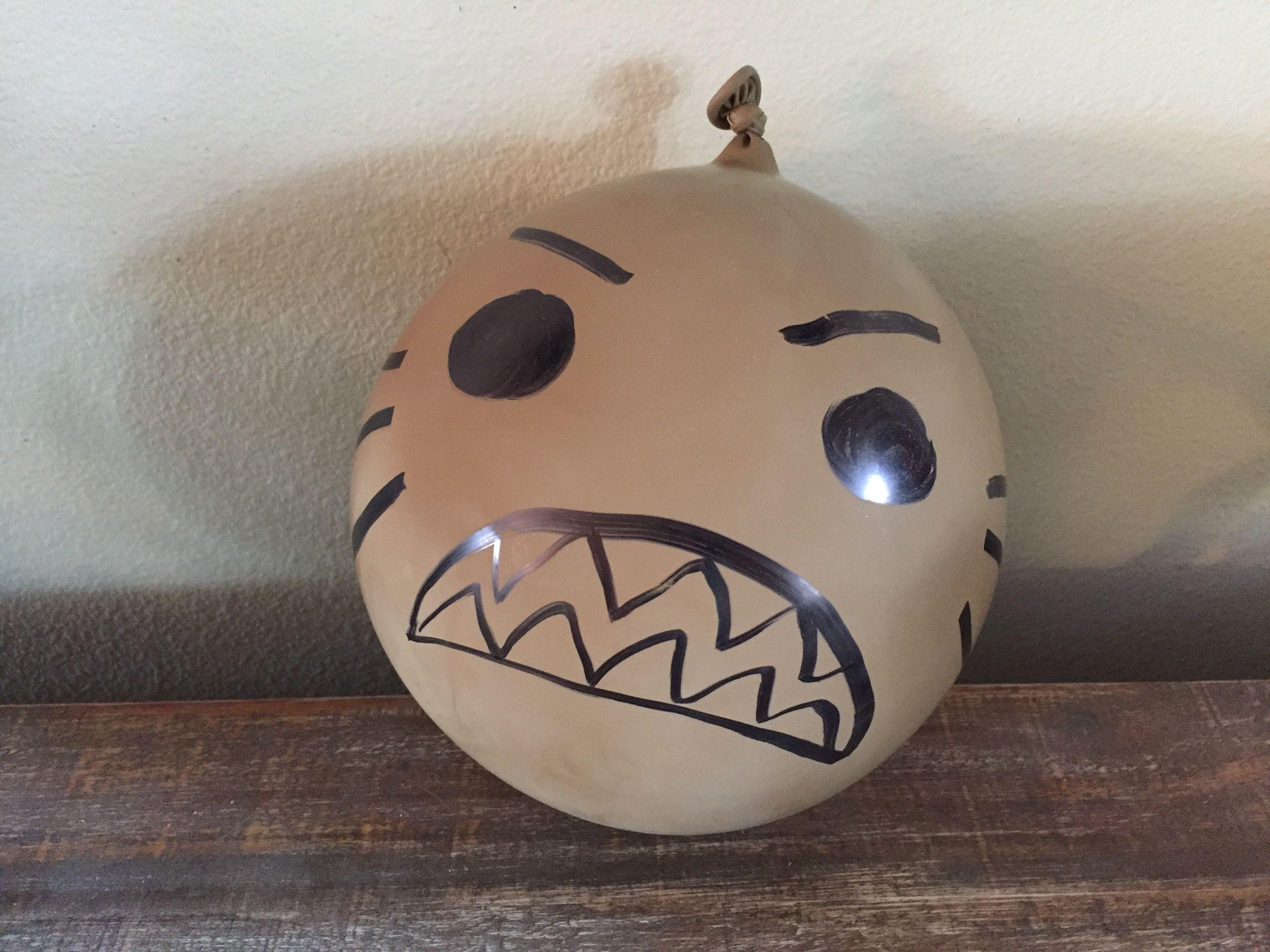 Moana Party Game Keep The Kakamora Balloon Off Ground Till All Kids Arrive Idea