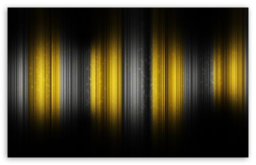 Black And Yellow Abstract Wallpaper In 2019 Black Hd