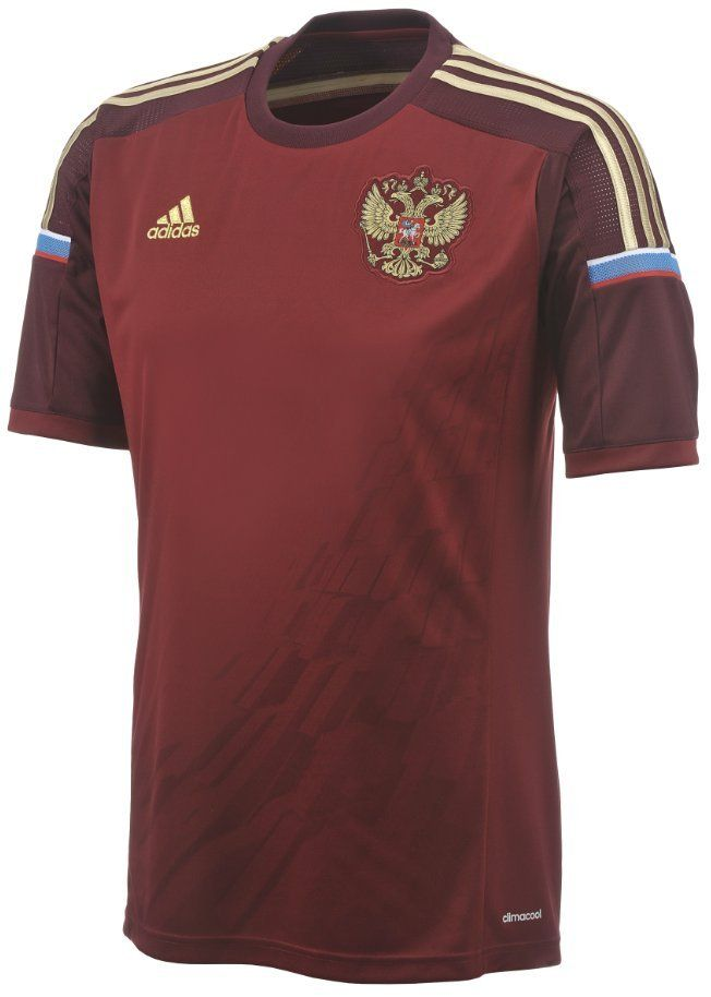 9dffb20b0 Russia Home Kit for World Cup 2014  worldcup  brazil2014  russia  soccer   football  RUS