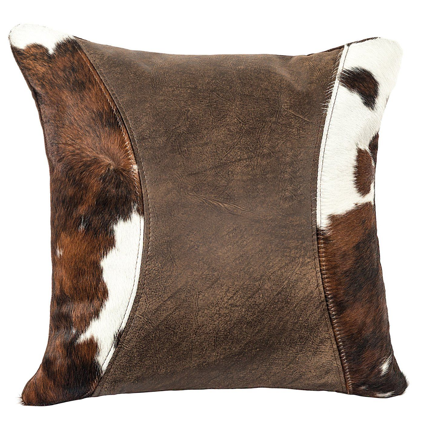 Outlaw Pillow - Timber and Hair on Hide