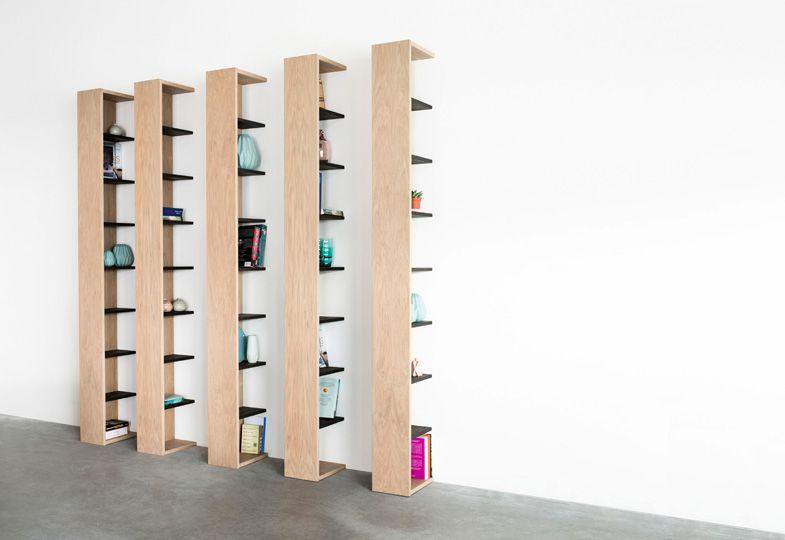 Hidden wandmeubel boekenkast - Interieur   Pinterest - Interieur