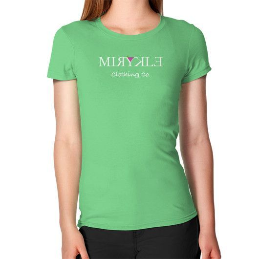 Women's Martini T-Shirt