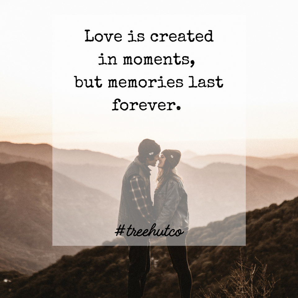Love Is Created In Moments But Memories Last Forever Watches Gifts Quotes Wooden Treehut Memories Words Personalized Anniversary