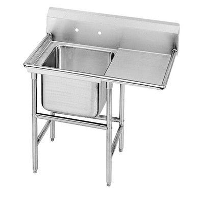 Advance Tabco 930 Series Free Standing Service Sink Lavaplatos Muebles Thing 1