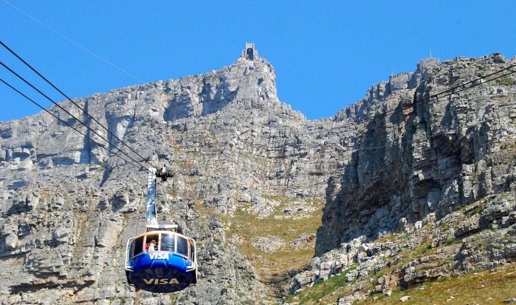 Table Mountain, Sudáfrica, África - ViajarMundos.com