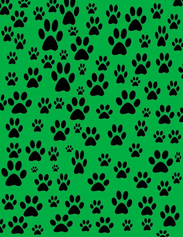 Rainbow Paw Print Wallpaper - Bing images | Paw Prints ...