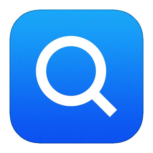 EasyFind Icon iOS 7 PNG Image Ios 7, Icon, Ios