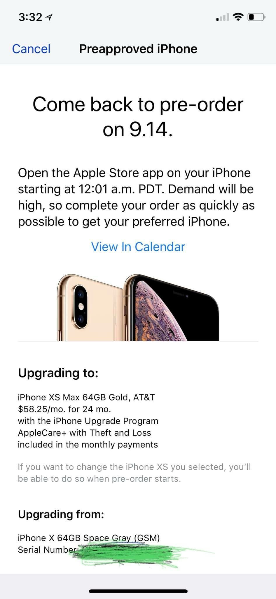 Citizen One Iphone Loan
