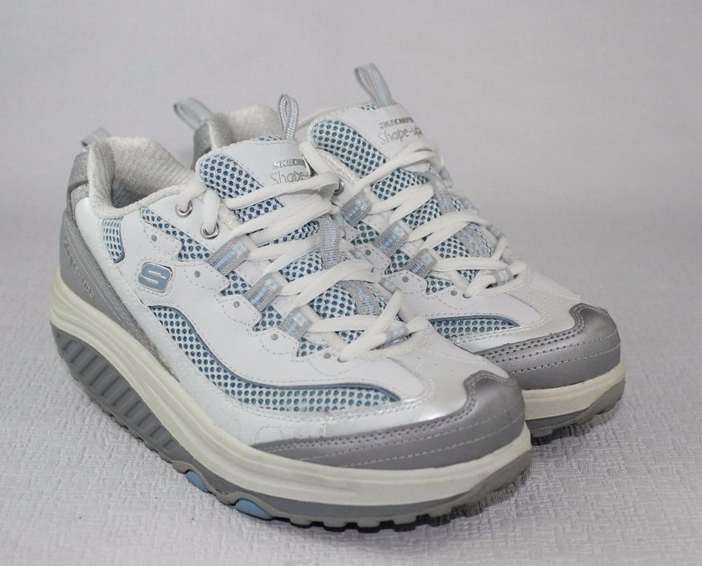 Women's Skechers Shape-ups athletic running walking shoes size 6.5
