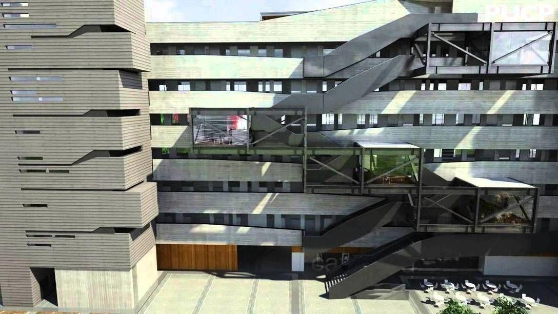 PUCP - Complejo de Innovación Académica