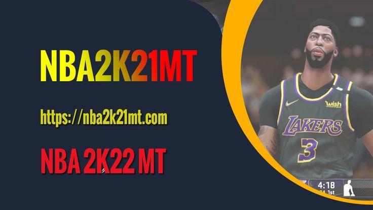 Cheap NBA 2K22 MT