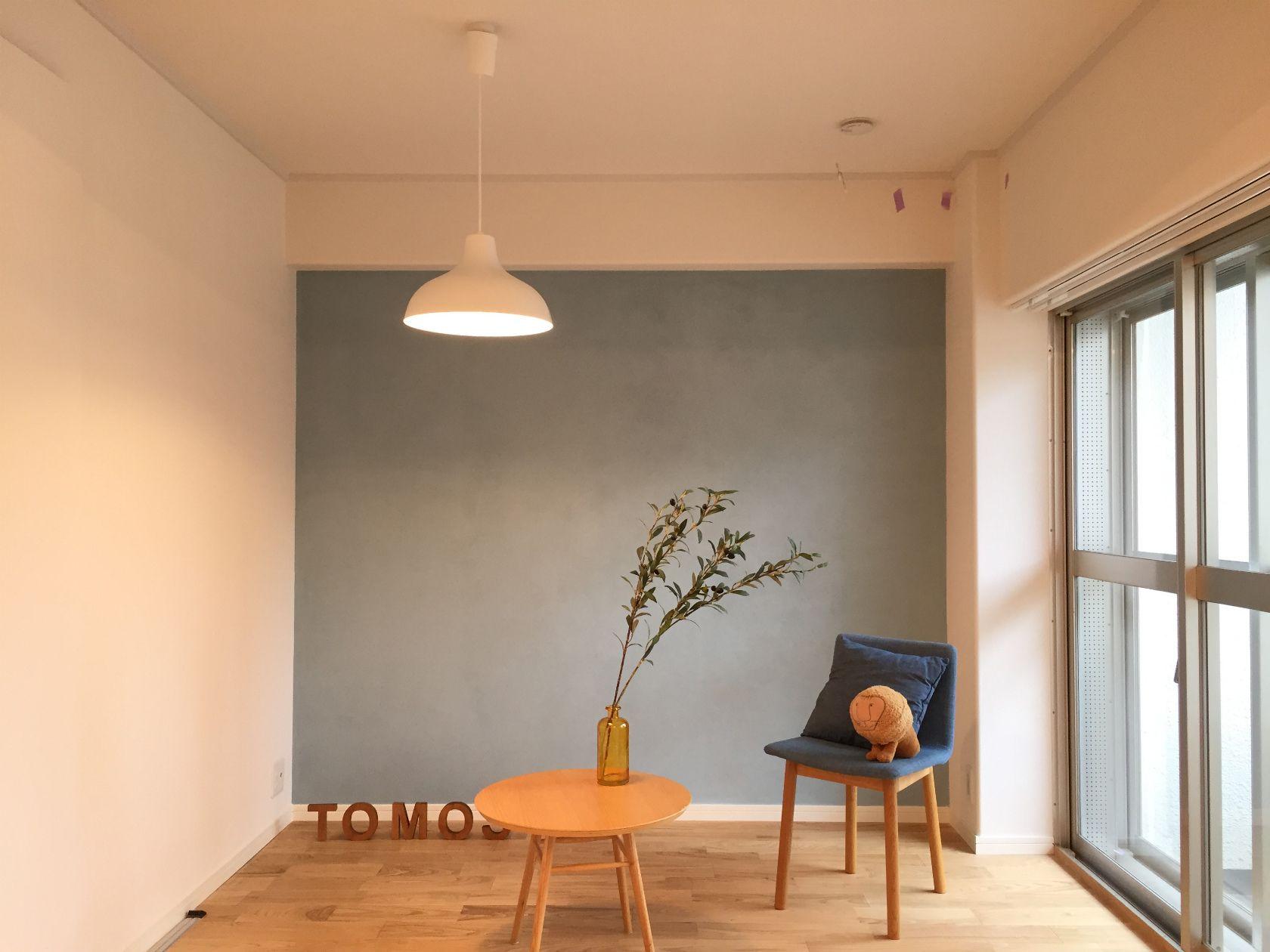 賃貸でも壁の塗装ってできるの?→やってみました―賃貸DIY部 #01   goodroom journal