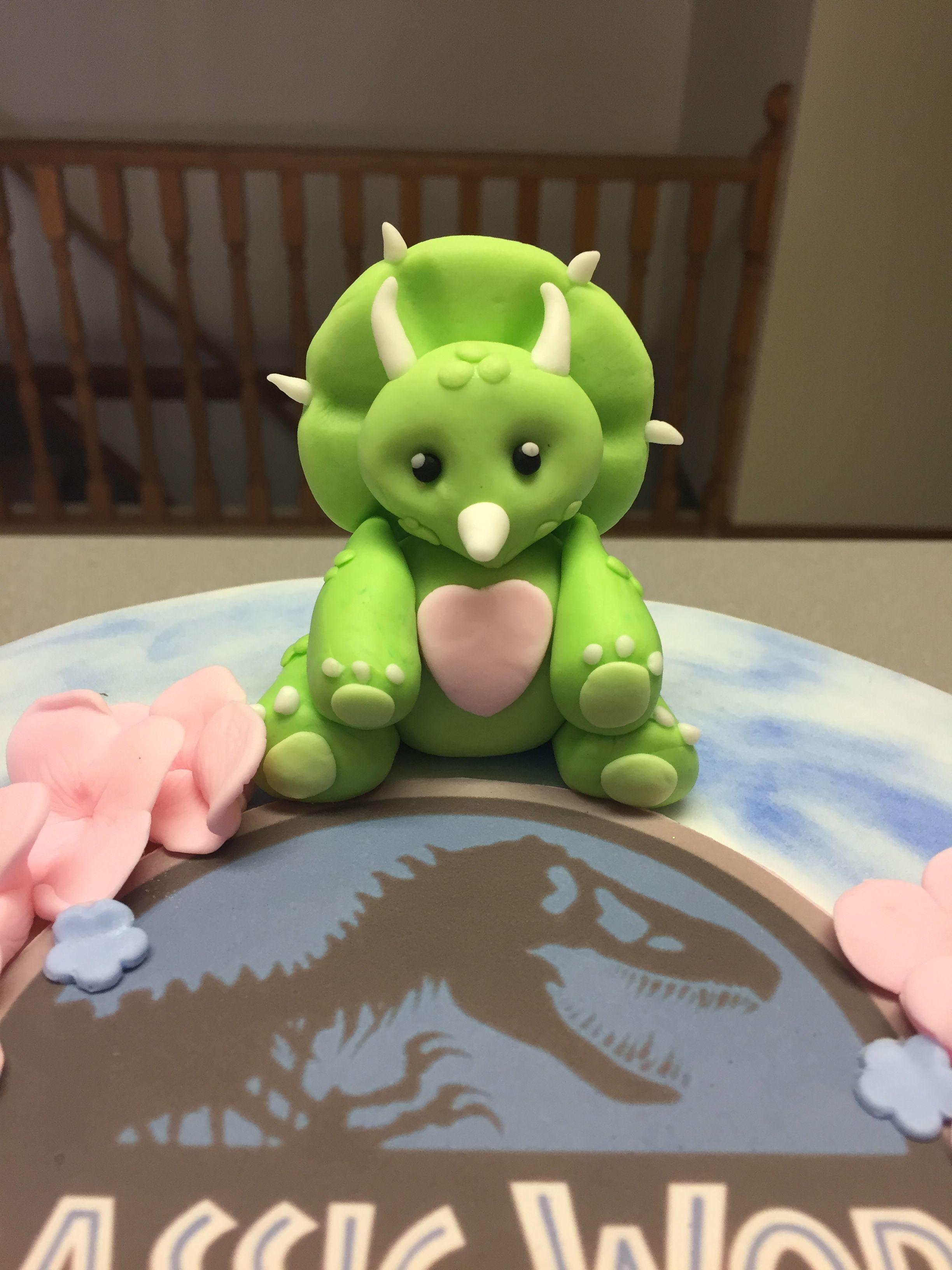 Dinosaur cake topper dinosaur cake toppers dinosaur