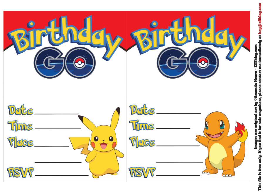 It's just a graphic of Crush Pokemon Invitations Printable Free