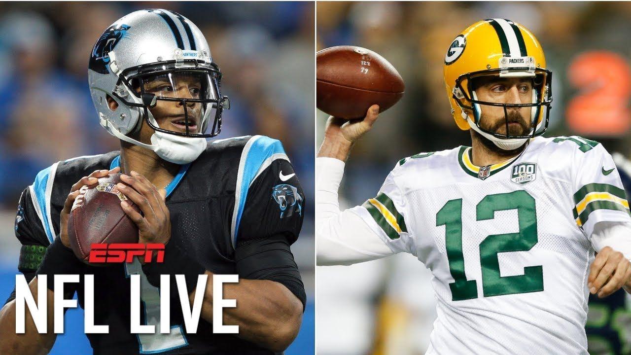 NFL Live predicts 2018 Week 12 games Nfl week, Nfl