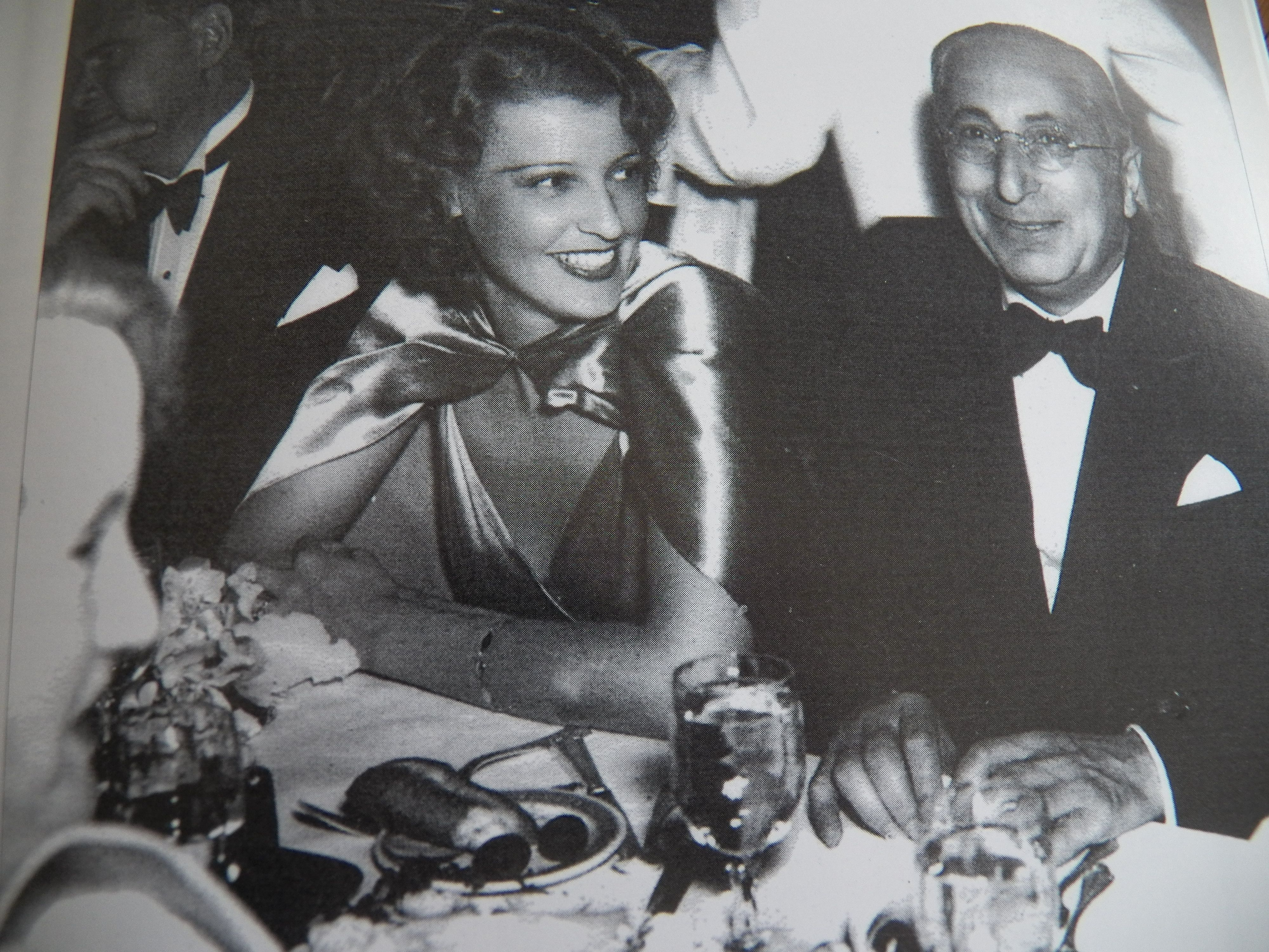 Jeanette and Louis B. Mayer