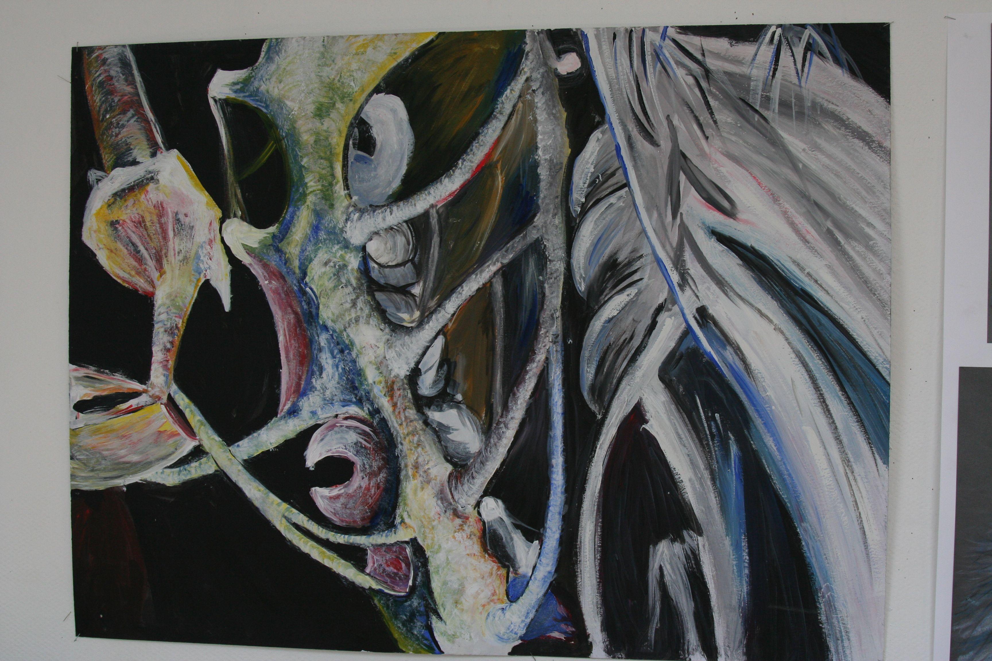 sqa advanced higher art essay