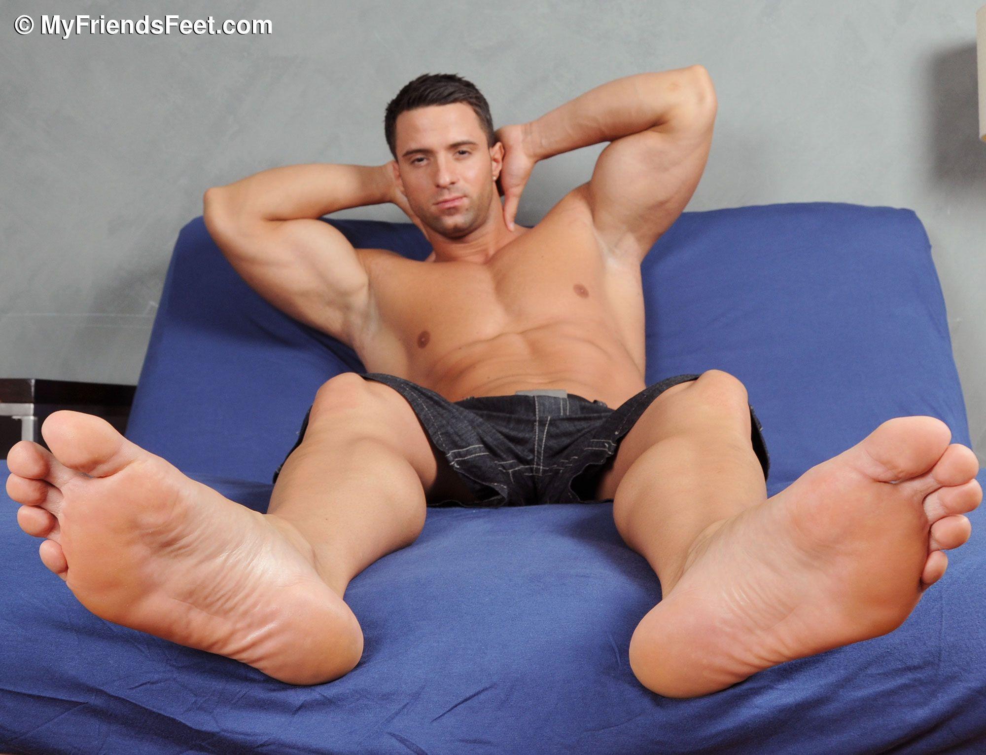 gay boys feet